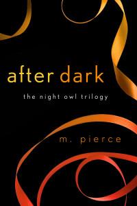 After Dark Paperback Cover