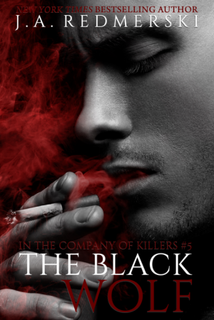 The Black Wolf Cover